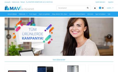 E-Ticaret Demo