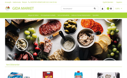 Gıda Market