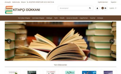 Kitapcı Dükkanı