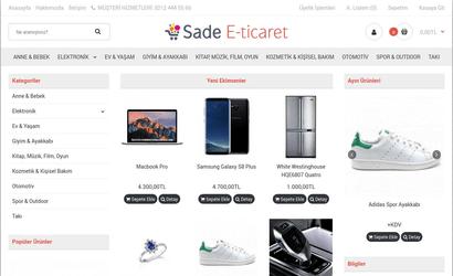 Sade E-Ticaret